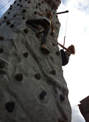 Climbing Wall Hire