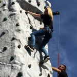 Climbing Wall Monster Event Hire England