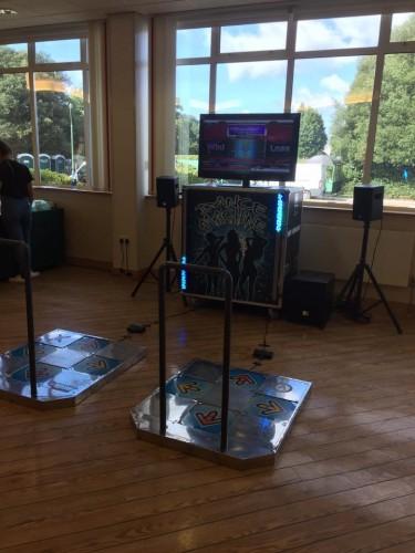 Dance machine Hire