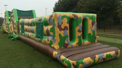 75ft Army Assault Course