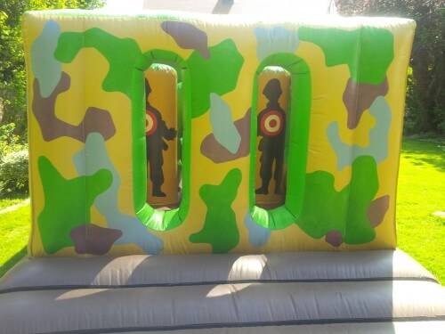 50ft Army Assault Course