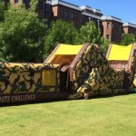 Assault Course Bouncy Castle Hire