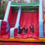 Fairground Slide Bouncy Castles Monster Event Hire