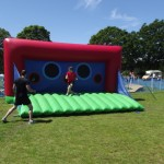 Football Velcro Event Hire UK