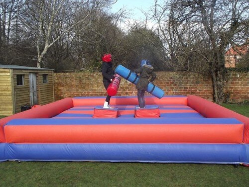 Gladiator Jousting Monster Event Hire England