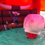 Rodeo Pig Monster Event Hire England