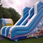 Seaworld Slide Bouncy Castles Monster Event Hire