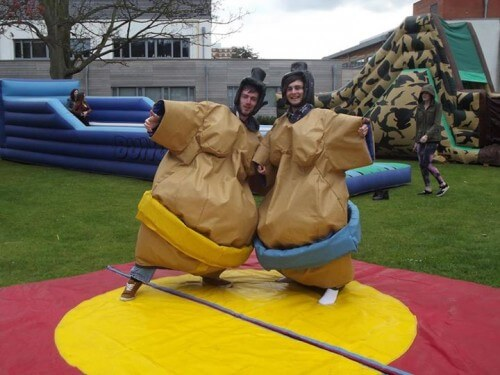 Sumo Suits Monster Event Hire England