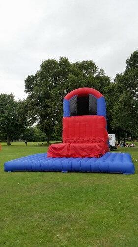 Inflatable Base Jump