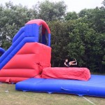 base jump inflatable hire