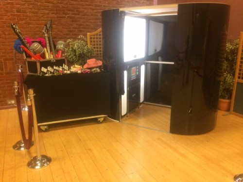Photo Booth Selfie Pod Party and Wedding Event Hire