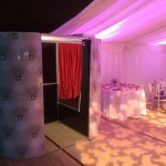 green screen photo booth party and wedding events hire