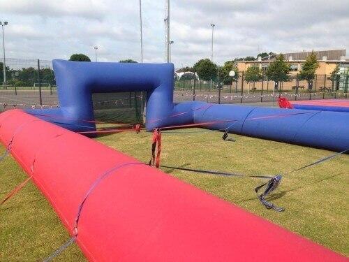 Human Table Football (Ropes)