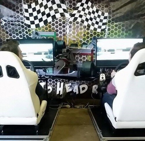 Racing Simulator hire