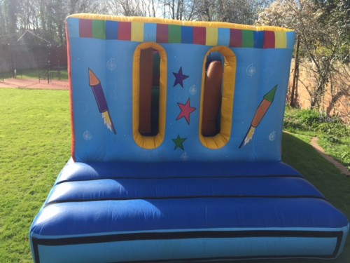 56ft Party Time Assault Course