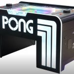 Atari pong retro games hire
