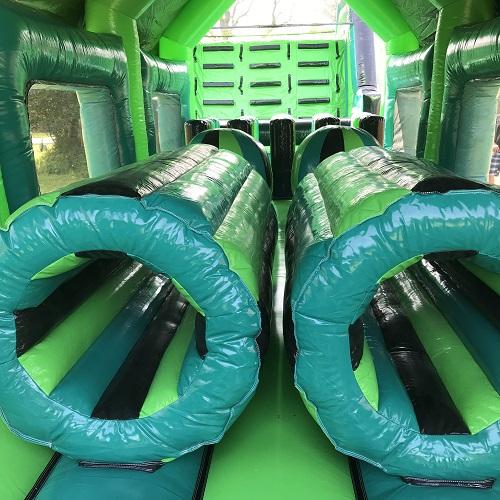 Green Giant 70ft assault course