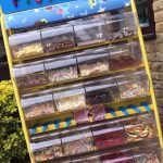pick and mix sweet cart