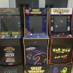 arcade games hire